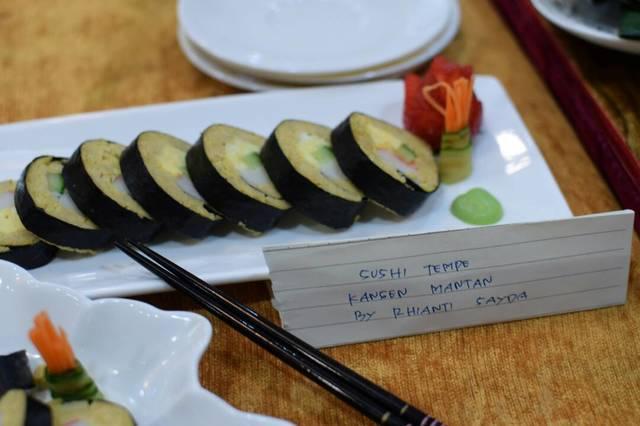 sushi tempe~~~