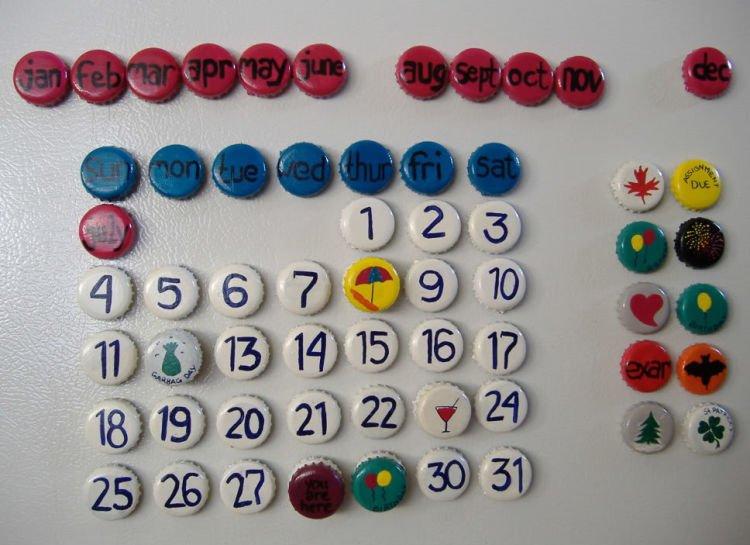 kalender magnet~