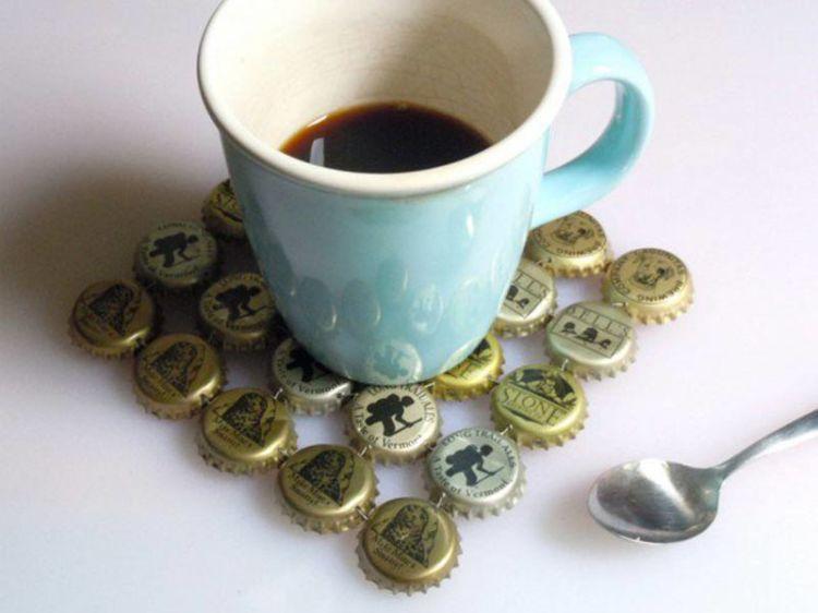 tatakan gelas untuk kopimu~
