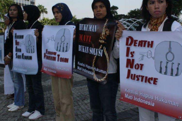 Petisi menolak hukuman mati
