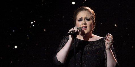 Adele dengan suara kontralto-nya