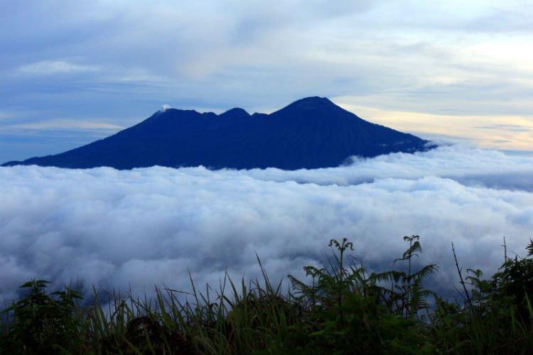 Tingginya Gunung Panderman