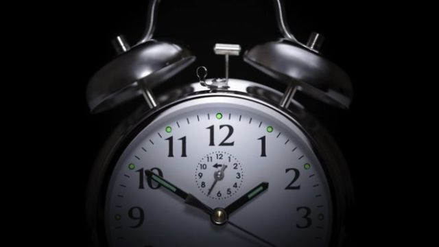 jangan sering-sering melihat jam