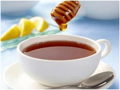 teh madu membuatmu tenang