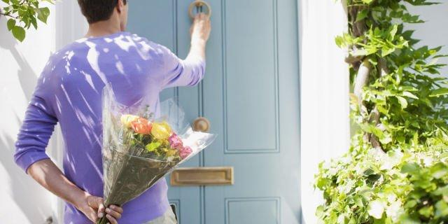 Beb, bunganya dari kebunku gapapa ya?