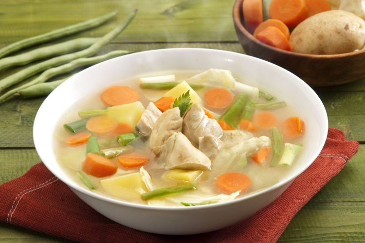 sup ayam~ nyam!