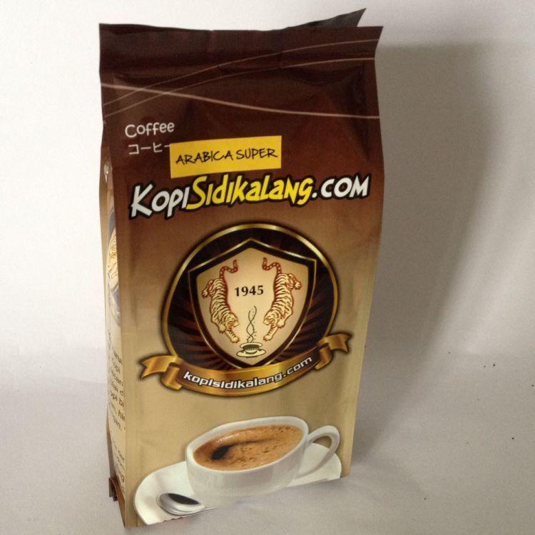 Coba deh kopi Sidikalang!