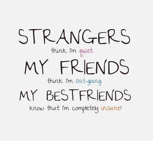 teman sejati selalu membuatmu jadi diri sendiri
