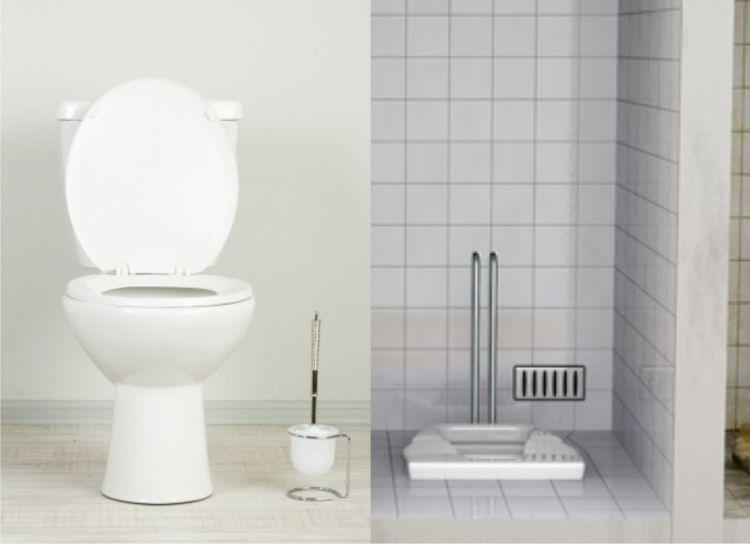 toilet jongkok vs toilet duduk