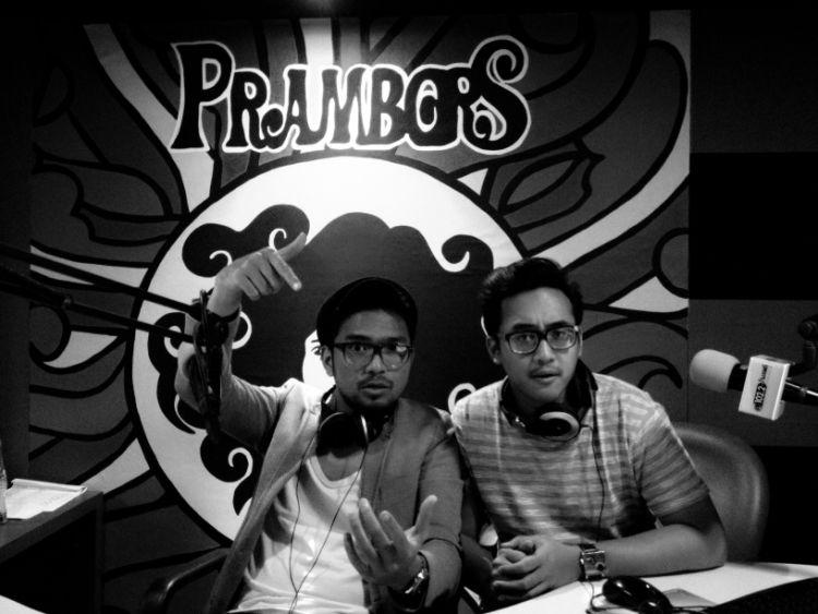 Penyiar kayak Abang Imam dan Darto