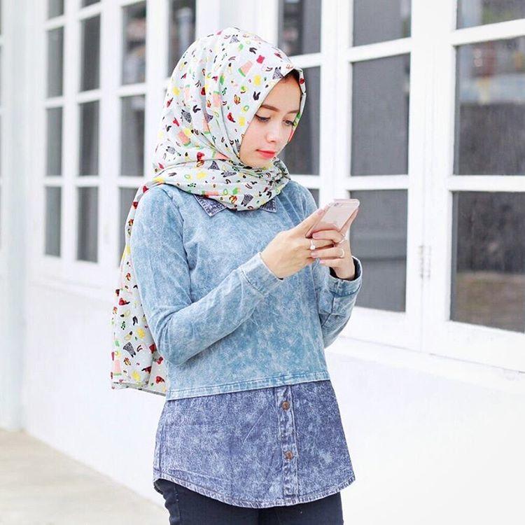 gayanya bisa diikuti hijabers pemula