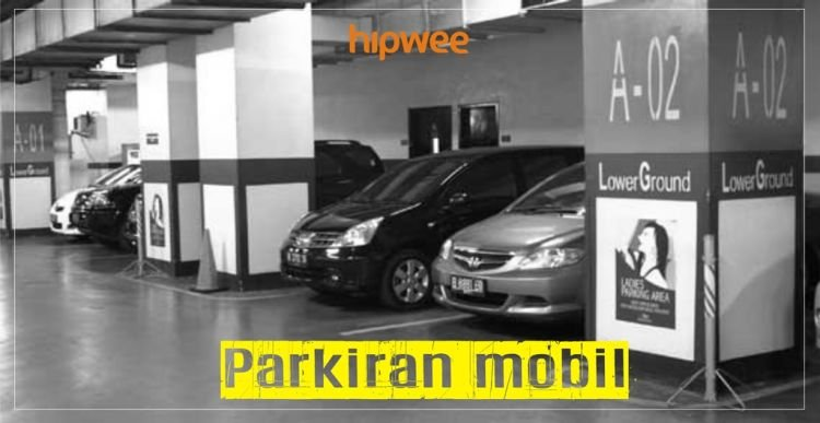 Parkiran mobil
