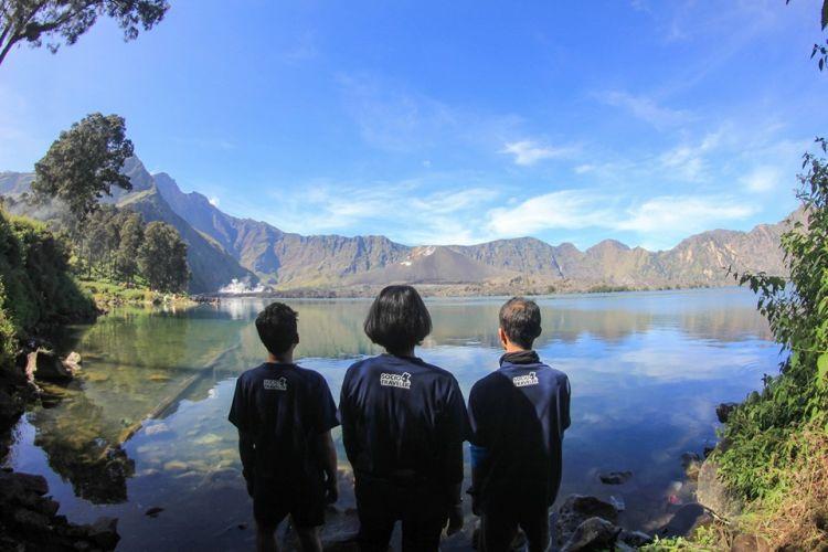 danau segara anak