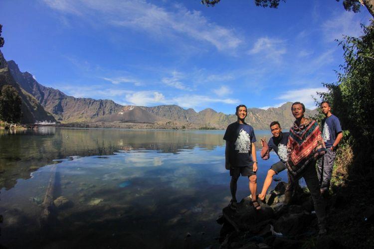 foto-foto di danau