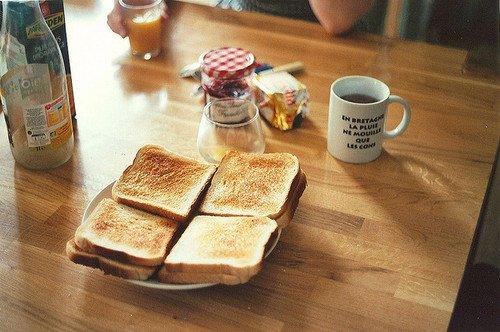biar sarapan ngga ribet