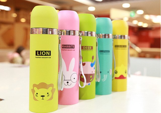 2015-font-b-Cute-b-font-Stainless-Steel-Water-Bottle-Insulated-font-b-Tumbler-b-font