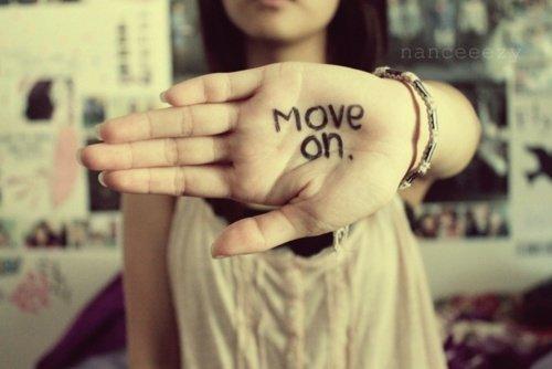 karena move on tak sama dengan melupakan