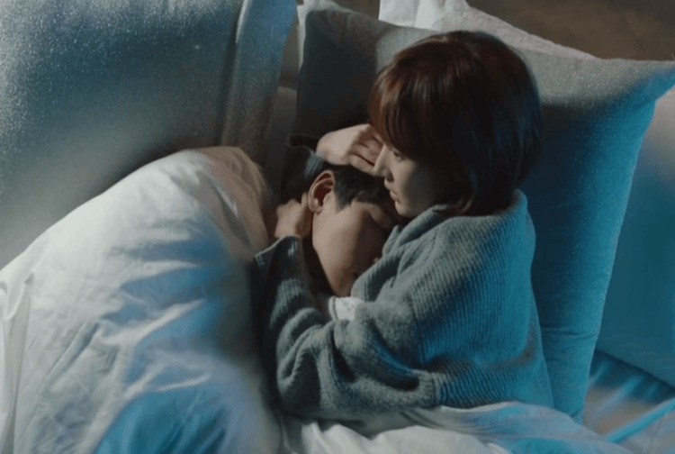 Aku tidur setelah kau tertidur