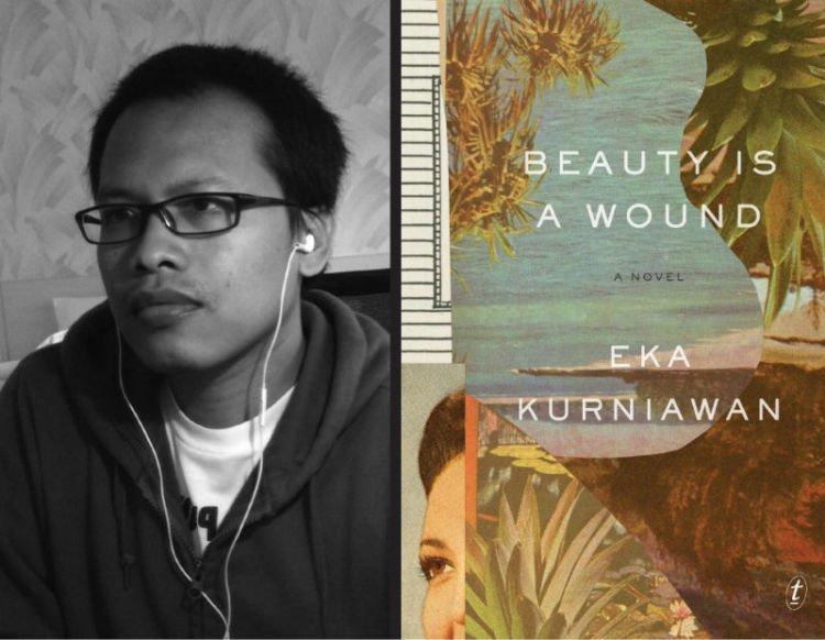 Eka dan novelnya