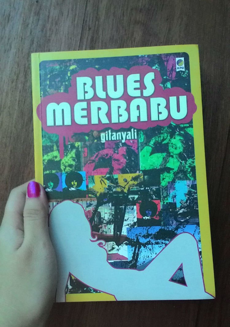 Blues Merbabu