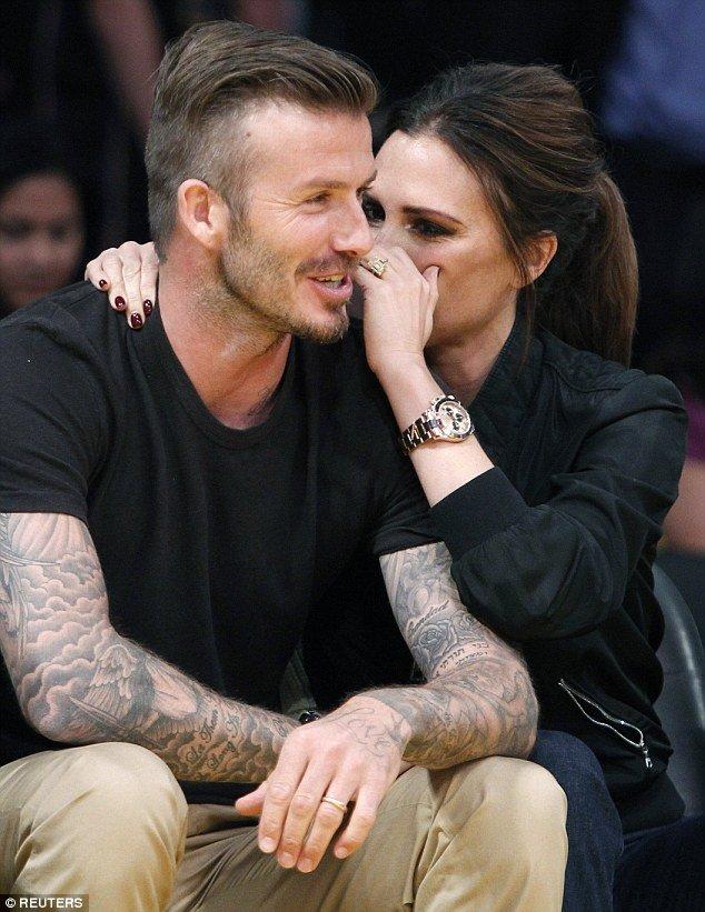 seromantis Victoria & David Beckham nih
