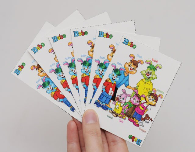 Bonus Magic Card