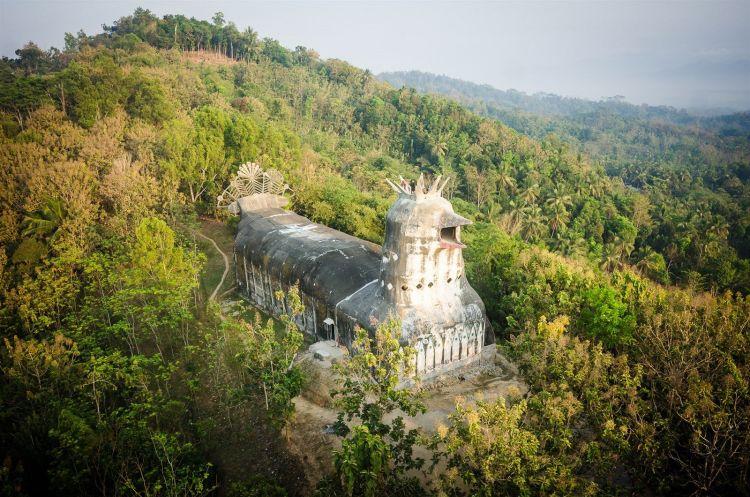 Gak jauh dari Borobudur kok.