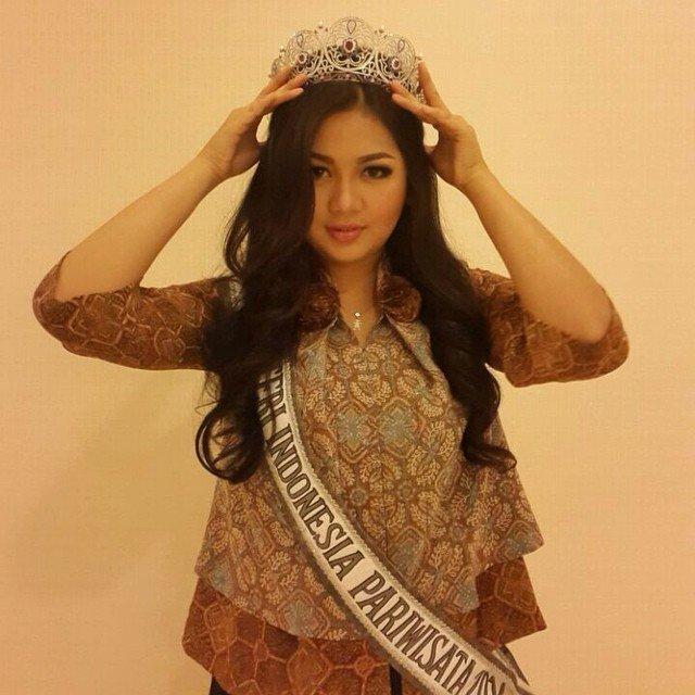 Putri Indonesia Pariwisata 2014, Estelita Liana!