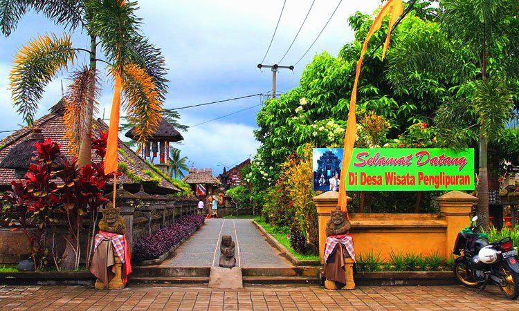 Sekali Seumur Hidup Kunjungilah Desa Panglipuran Bali