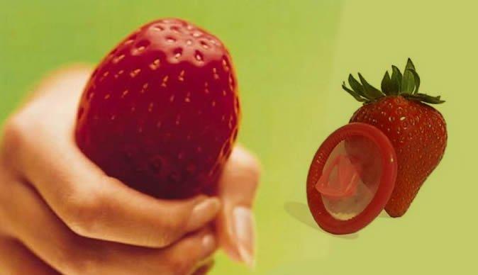 Strawbery konrom