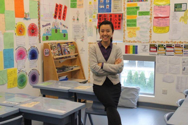 Guru di sekolah intenational