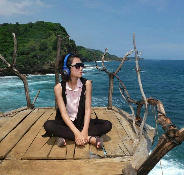 Pantai Timang.