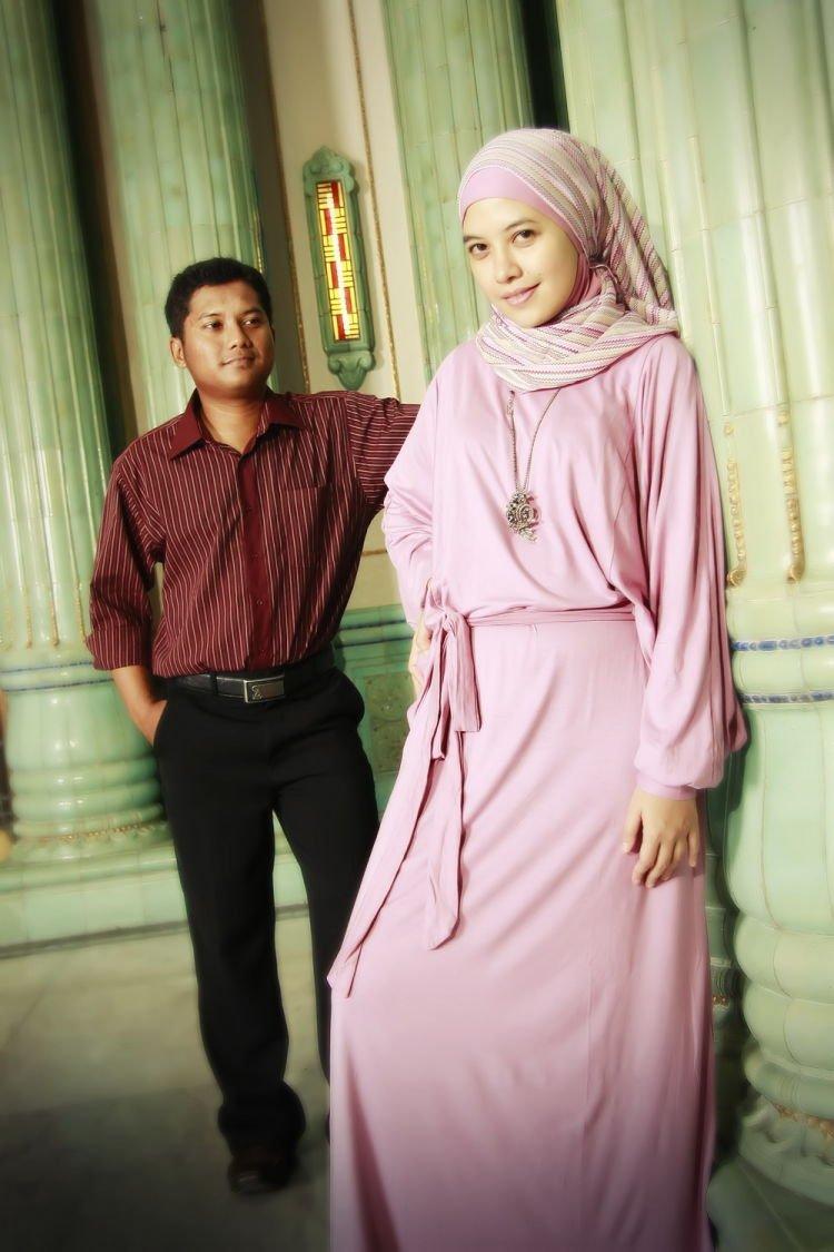 Prewed Romantis Hijab 87