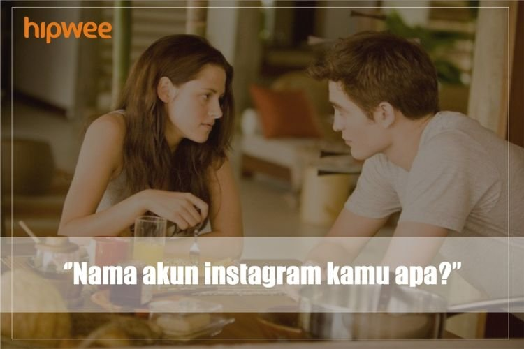 Nama akun sosial mediamu apa