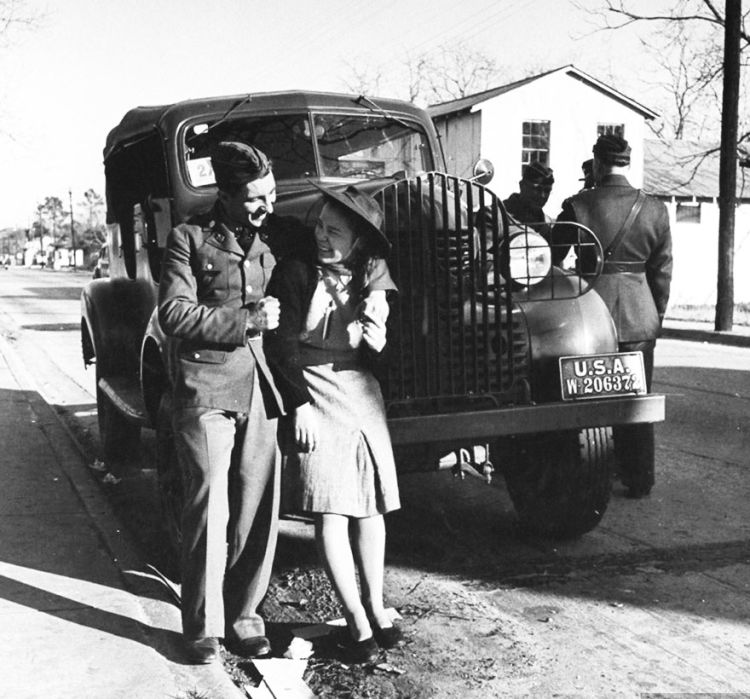 Texas, 1941.