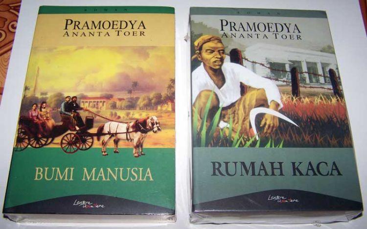 Karya Pramoedya Ananta Toer