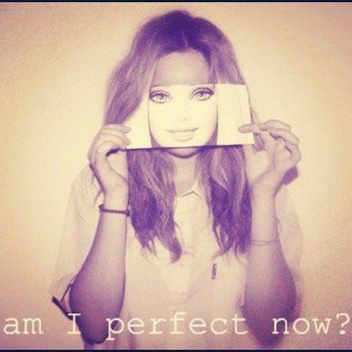 kamu tak perlu menjadi sempurna