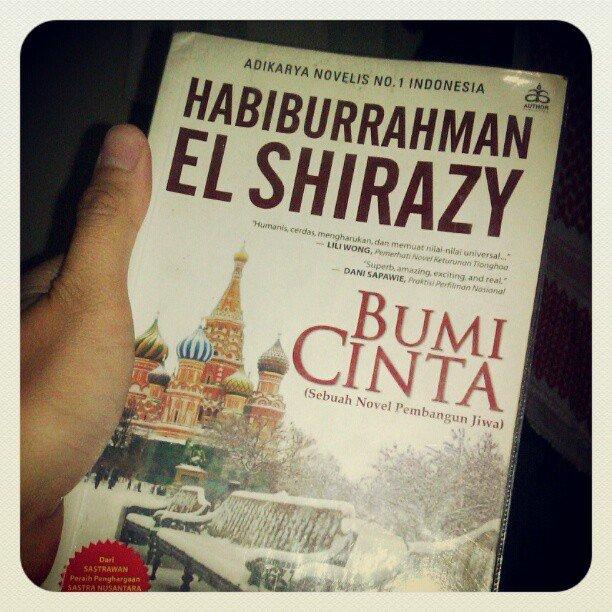 Novel karya Kang Abik