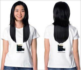 tanpa harus memanjangkan rambut ;p