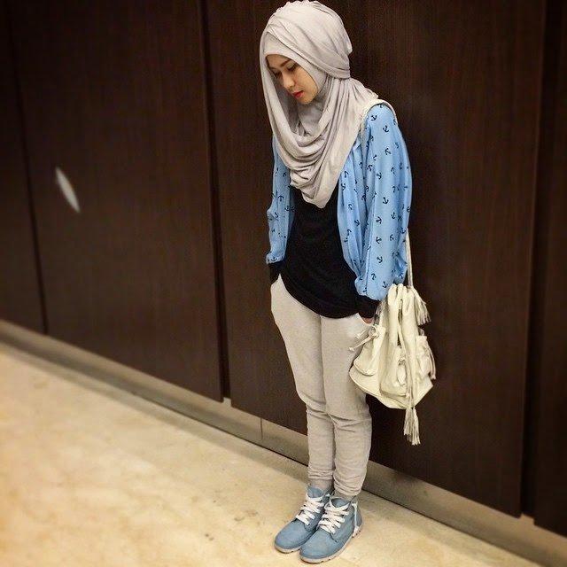 Jilbab ala-ala hijabers