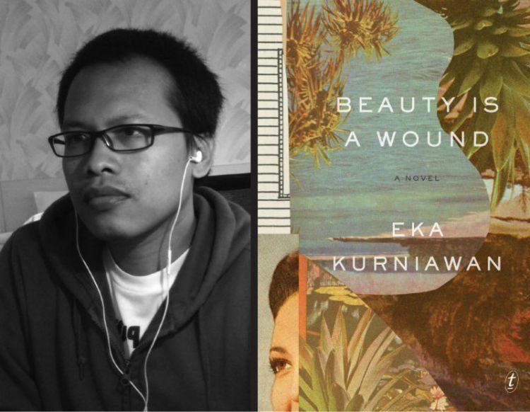 Eka Kurniawan dan novelnya