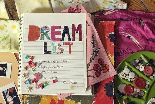 mimpi masih banyak yang belum terwujud