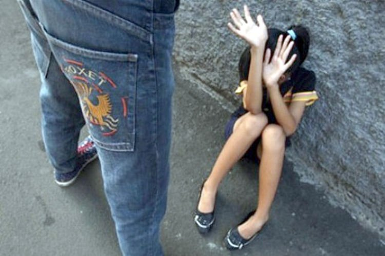Stop kejahatan seksual!