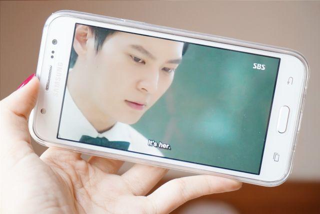 Nonton drama korea di HP
