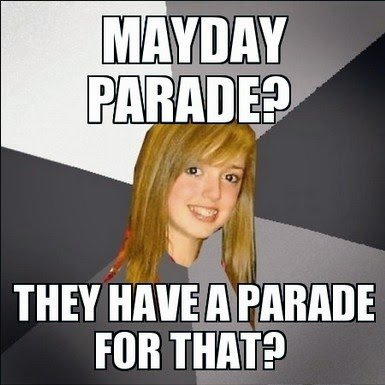 they have a parade???