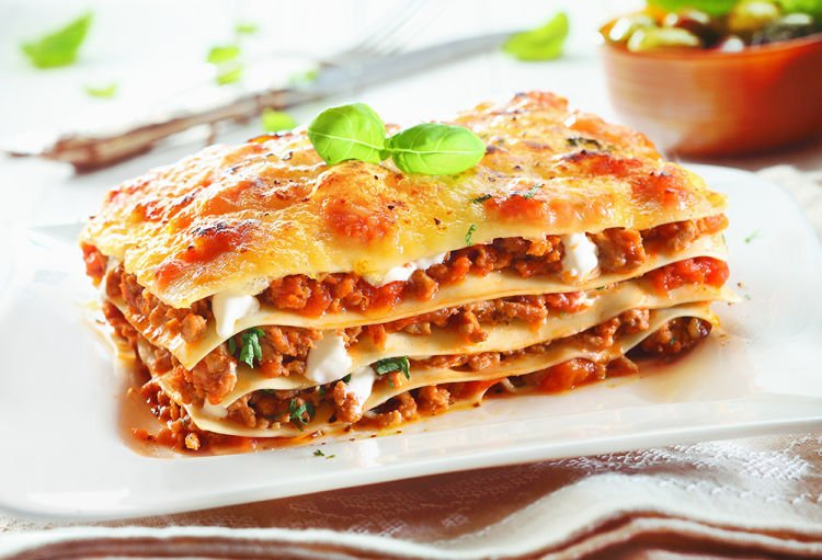 lasagna kukus~