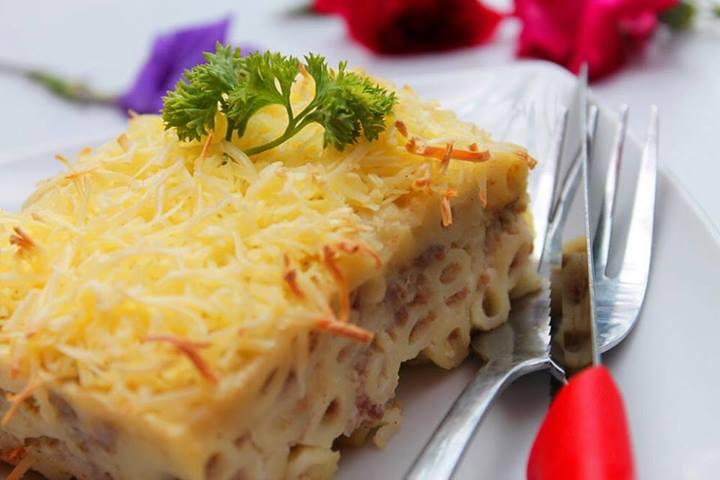 macaroni schotel~