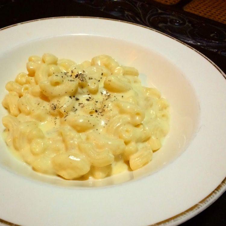 macaroni creamy cheese~~~