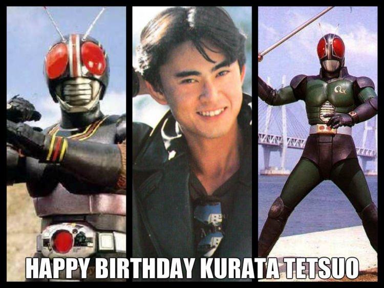 Oh... Nama pemerannya Kurata Tetsuya, toh...