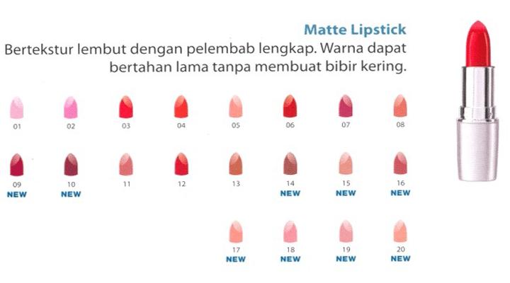 7 Pilihan Lipstick Matte dengan Harga Terjangkau. Untukmu